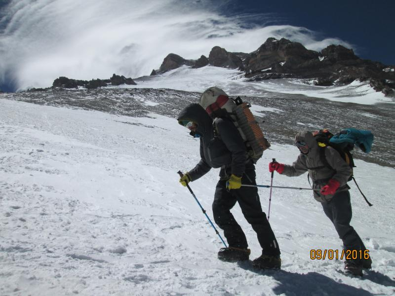 ACONCAGUA TREK :A wonderful human adventure !