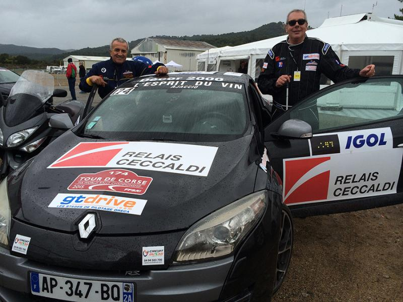 The French round of the World Rally Championship : Corsica Tour 2015, The Shakedown